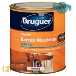 BARNIZ MUEBLES BR INCOLORO 750 ML
