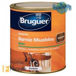 BARNIZ MUEBLES MATE INCOLORO 250 ML