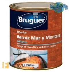 BARNIZ BR INCOLORO 4 L