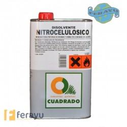 DISOLVENTE NITROCELULOSICO LAT 1 L