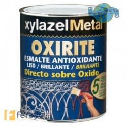 ESMALTE ANTIOXIDO LISO NEGRO 750 ML