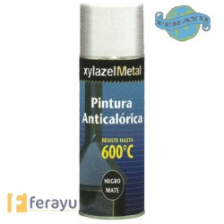 PINTURA ANTICAL.SPRAY NEGRO M 400 ML