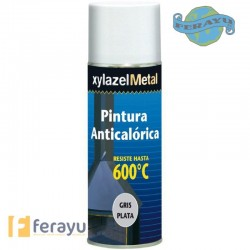 PINTURA ANTICAL.SPRAY GRIS PLT 400 ML