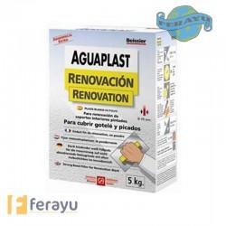PLASTE POLVO RENOVACION 5 KG