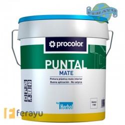 PINTURA PLASTICA MATE PUNTAL 15 L