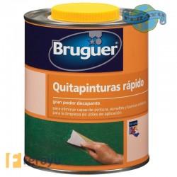 QUITAPINTURAS RAPIDO INCOLORO 500 ML