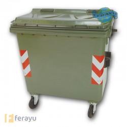 CONTENEDOR PLASTICO 800 L