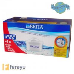 CARTUCHO FILTRO MAXTRA CJA 5+1