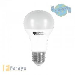 LAMPARA LED ESTANDAR 15W 5000K. E-27