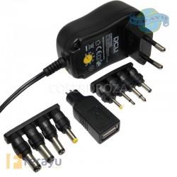 ALIMENTADOR UNIV 8 CONECT+USB