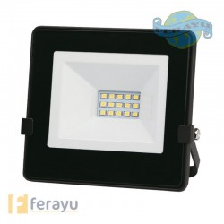 FOCO LED NEGRO IP65 10 W
