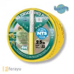 MANGUERA TRIC NTS AMARILL 15MM R/50 M