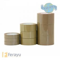 CINTA EMBALAJE PACK PVC TRANSP 66 MX48MM