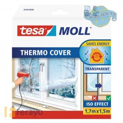 BURLETE BLANCO THERMO COVER 1,7MX1,5 M