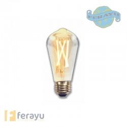 LAMPARA LED PERA FILAM E27 C 2 W