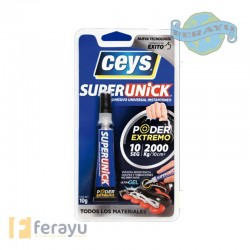 SUPERCEYS UNICK 10GRS PODER EXTREMO