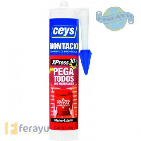 MONTACK EXPRESS CARTUCHO 450 GR