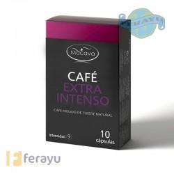CAPSULA CAFE EXTRA INTENSO 10U