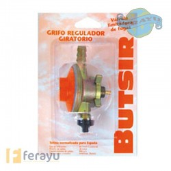 GRIFO REGULADOR GIRATORIO 28 G