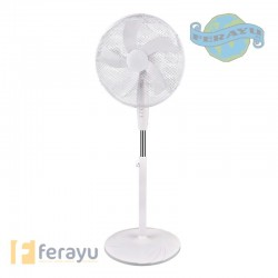 VENTILADOR PIE INCLINABLE 5 AS 45 W