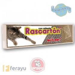 RASCADOR GATO RASCARTON 47X13X5 CM