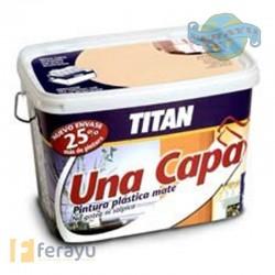 PINTURA PLAST 1 CAPA CHOCOLATE 2,5 L