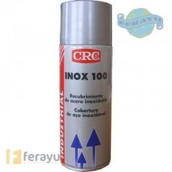 RECUBRIMIENTO ACERO INOX 100 400 ML