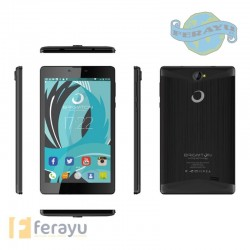 TABLET 3G ANDROID 5.1 QC NEGRA 7'