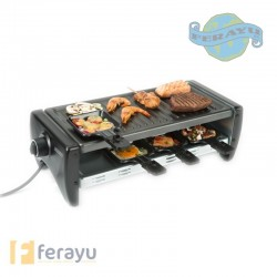 RACLETTE GRILL 8 PERSONAS 1200 W