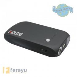 ARRANCADOR BATERIA 12V USB 400 A