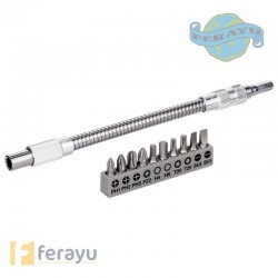 EXTENSION FLEXIBLE ATORN+10 P 200 MM