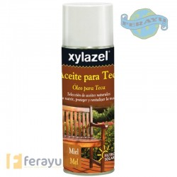 ACEITE PARA TECA SPRAY MIEL 400 ML