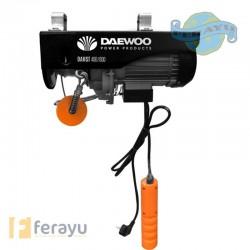 ELEVADOR ELECTRICO 12MT-6MT 400-800 KG