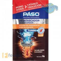 DESATASCADOR TURBO MONODOSIS 70 G