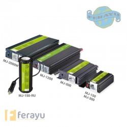 INVERSOR DC/AC 300W USB