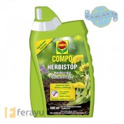 HERBICIDA CONCENTRAD HERBISTOP 500 ML