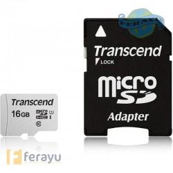 TARJETA MICROSD ADAPT UHS-1 U1 16 GB