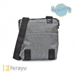 BOLSA LUNCHBAG TAKE AWAY GRIS