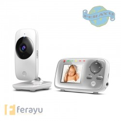 BABY MONITOR VIDEO INHALAMBRIC