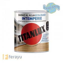 BARNIZ IMTEMPERIE AGUA SATIN 750 ML