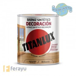 BARNIZ SINTETICO BRILLANTE 250 ML