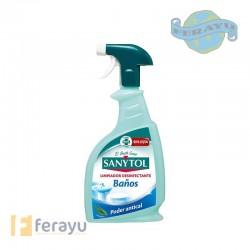 Spray limpiador desinfectante baños antical 750 ml (Sanytol)