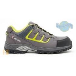 Zapato de seguridad trail diseño inspiración montaña resistente a la filtración del agua 72212G3 S3 (Bellota)